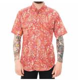 Dolly noire Camicia uomo afrika texture shirt sr06