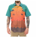 Dolly noire Camicia uomo sunset shirt sr07