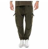Calvin Klein Pantaloni uomo oversized cargo zip j30j314545.ldd