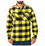 Dickies Camicia uomo sacramento relxed long sleeve shirt dk0a4x8nsul