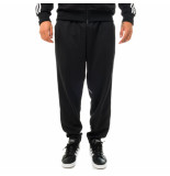 Adidas Pantaloni tuta uomo track pants big trefoil outline ge0851