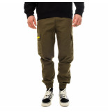Iuter Pantaloni uomo cargo jogger 21sicj01.army
