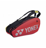 Yonex Tennistas pro racket bag 92026 red