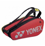 Yonex Tennistas pro racket bag 92029 red
