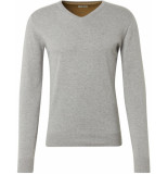 Tom Tailor Heren trui licht v-neck regular fit