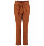 Summum Cognac walnut pantalon