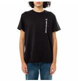 Calvin Klein T-shirt uomo ck vertical back graphic tee j30j318303.beh