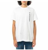 Calvin Klein T-shirt uomo ckvertical back graphic tee j30j318303.yaf