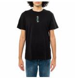 Calvin Klein T-shirt uomo ck repeat text graphic tee j30j318304.beh