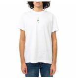 Calvin Klein T-shirt uomo ck repeat text graphic tee j30j318304.yaf