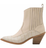 Y.A.S Luplio leather western boots