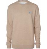 Les Deux Piece sweatshirt light brown melange