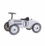 Retro Roller Loopauto lewis white