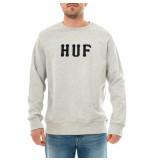 HUF Felpa uomo field crew fl00053
