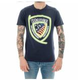 Blauer T-shirt uomo 19sbluh02321.883