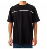 HUF T-shirt uomo set s/s knit top kn00210.blk
