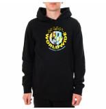 HUF Felpa uomo oxy p/o hoodie pf00278.blk