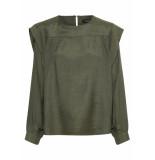 Soaked in Luxury 30405204 slairlie blouse ls