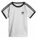 Adidas T-shirt bambino 3 stripes tee dv2824