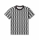 Adidas T-shirt bambino tee aop fm4395