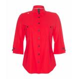 Zip73 230-06-07 blouse 3/4 mouw