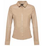 Studio AR Nougat blouse