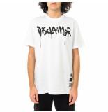 Disclaimer T-shirt uomo t-shirt 21eds50565