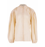 antik batik Ruches blouse blouse