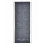 Tommy Hilfiger Spring shopper sjaal wit