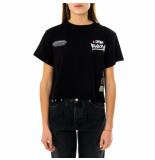 Disclaimer T-shirt donna 21eds50642