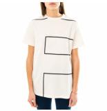 Freddy T-shirt donna t-shirt m/c f8whst1