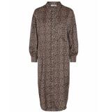 Co'Couture Jurk 96412 fox shirt dress