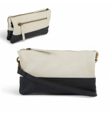 Summum 8s739-8378 122 small leather bag ivory