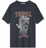 Catwalk Junkie T-shirt thrill dark grey