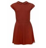 Looxs Revolution Jersey jurkje met kraagje voor meisjes in de kleur