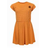Looxs Revolution Wijd jurkje kleur voor meisjes in de kleur