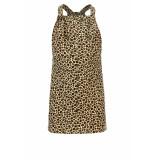 Looxs Revolution Sweat jurk salopette voor meisjes in de kleur