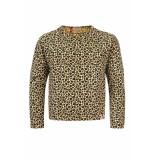 Looxs Revolution Sweater animal print voor meisjes in de kleur
