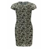 Looxs Revolution Slim-fit mesh jurkje met onderjurk voor meisjes in de kleur