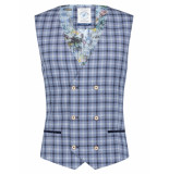 A Fish Named Fred 22.01.130 waistcoat small blue -