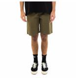 Iuter Bermuda uomo jogger short 21sijs01.army