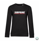 Subprime Sweater stripe black