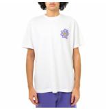 Life sux T-shirt uomo flower tee ts1018