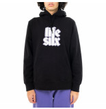 Life sux Felpa uomo lettering hoodie sw1014