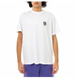 Life sux T-shirt uomo basic tee ts1017.wht