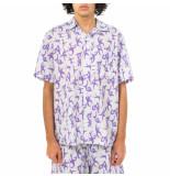 Life sux Camicia uomo bowling shirt sh1008