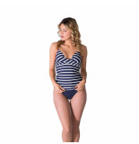 Bomain Ladies tankini stripe special 28.919t-900