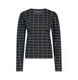 Studio Anneloes Maudi check shirt 05114