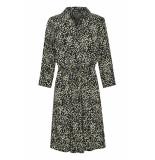 Soaked in Luxury 30405361 slripley dress 3/4