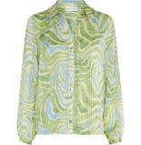 Fabienne Chapot Frida blouse green